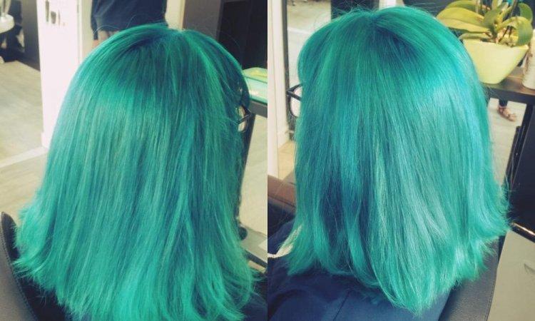 Coloration cheveux femme Saverne