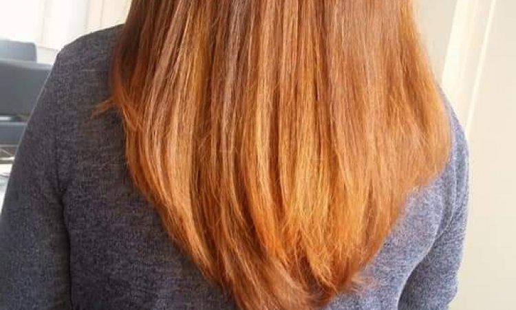 coupe dégradé en v sublimel-coiffure