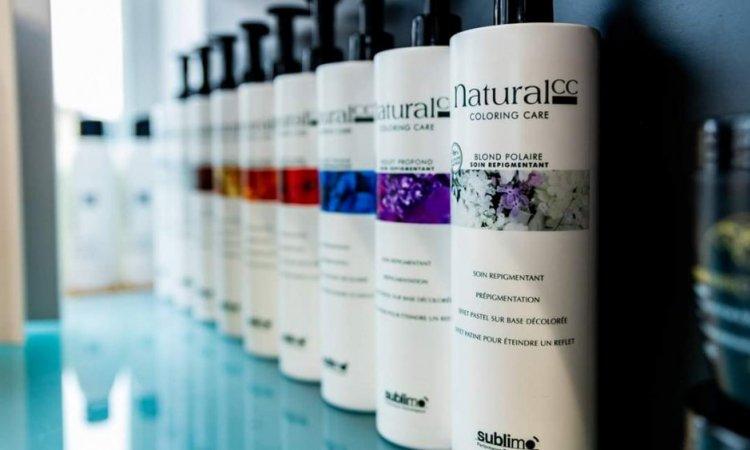 Produits capillaires salon de coiffure à Saverne